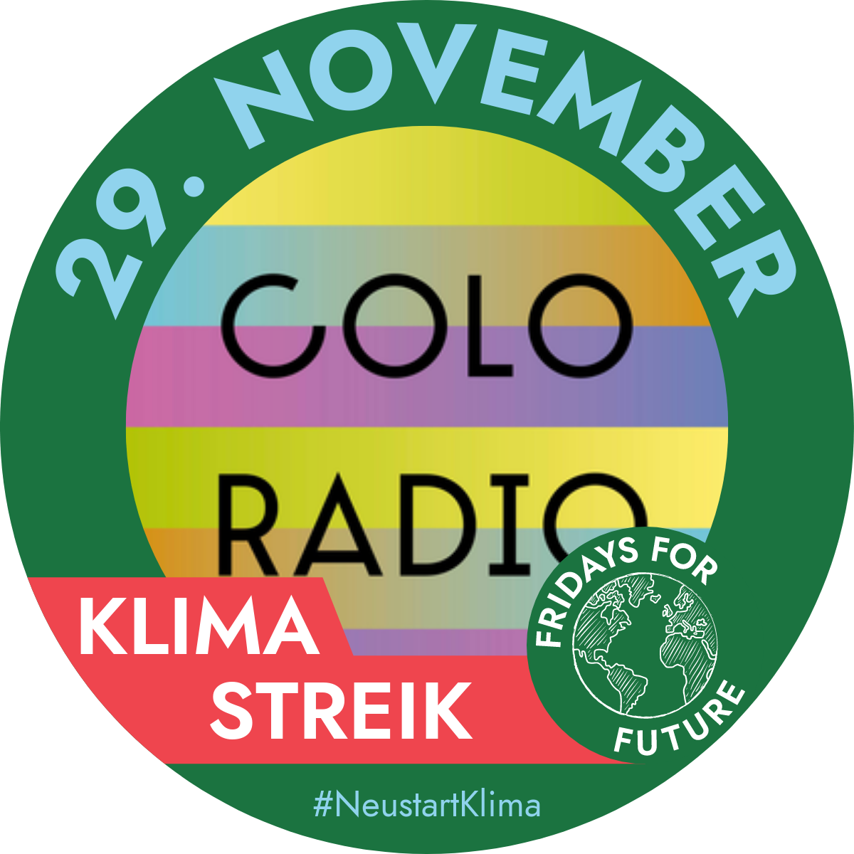 coloRadio Klimastreik