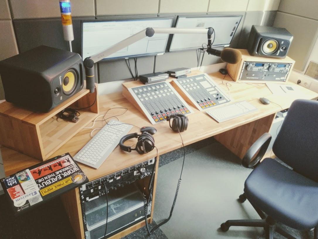Studio Radio LOHRO Rostock