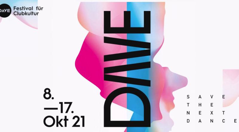 Das Logo vom DAVE-Festival